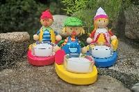 Teelichthalter -Pepino-