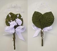 Anstecker für Kommunion oder Hochzeit 061